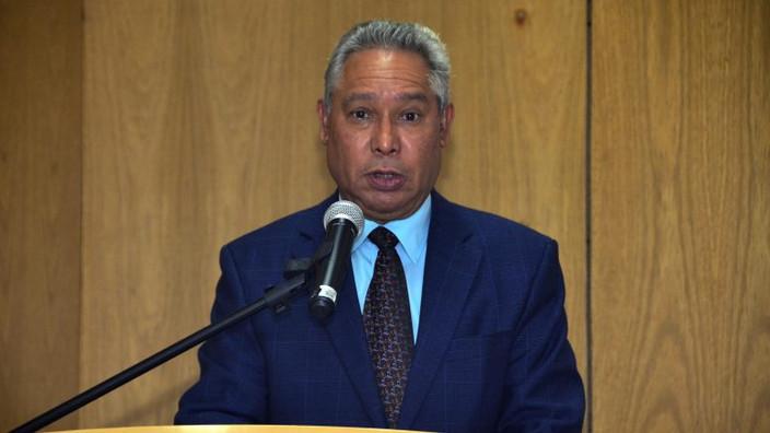 Ministro Santana encabeza delegación en foro de la CEPAL  sobre desarrollo sostenible