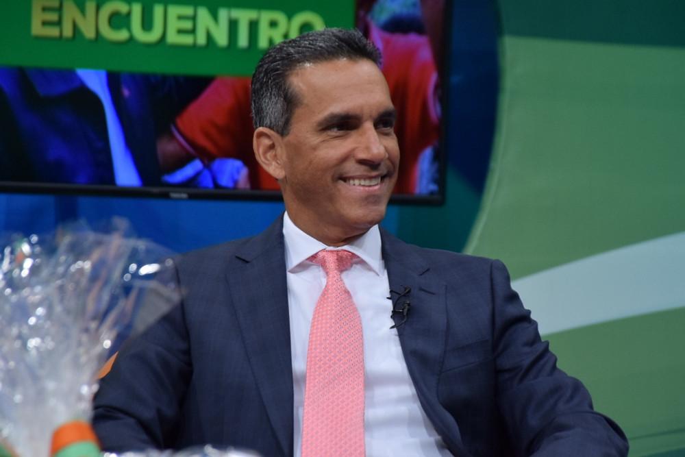 Juan Pumarol,viceministrode Producción y Desarrollo Comunitario del Ministerio Administrativo de la Presidencia,