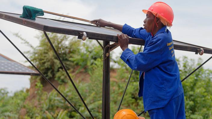 El apogeo de las energías renovables, el lado esperanzador de la crisis de la pandemia