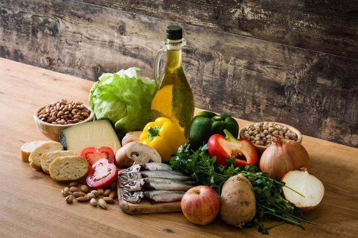 La dieta mediterránea retrasa el envejecimiento