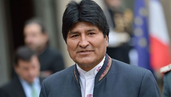 El Tribunal Constitucional de Bolivia aceptó un recurso del oficialismo para Reelección presidencial