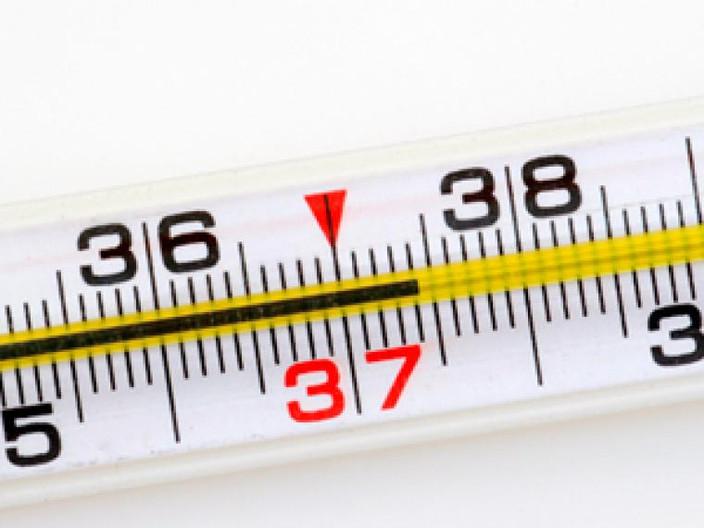 La temperatura corporal normal del Ser Humano está cambiando
