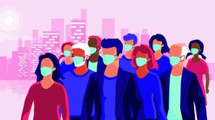 Inmunidad colectiva puede alcanzarse con un 20% de infectados