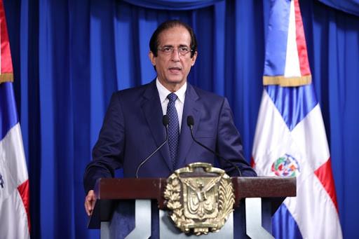 El anuncio fue hecho hoy por el ministro de la Presidencia, Gustavo Montalvo