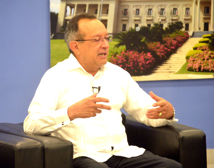 """Ministro de Agricultura """"RD avanza en transformación agropecuaria"""""""