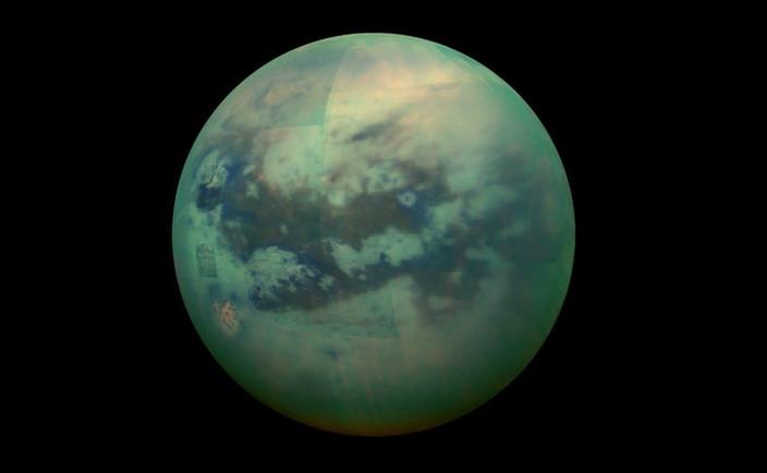 Indicios de vida en luna de Saturno.