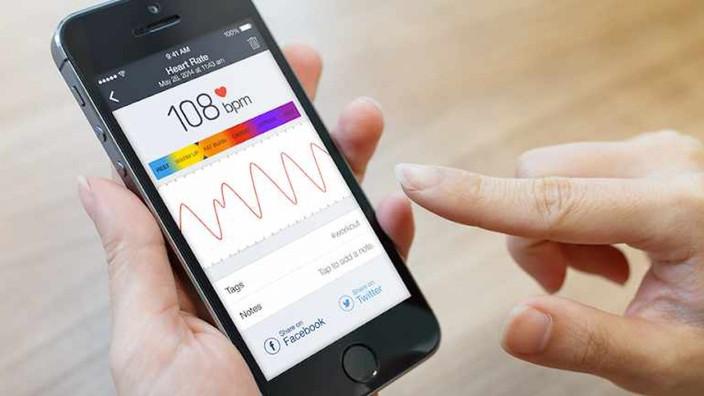 Teléfonos inteligentes para detectar diabetes