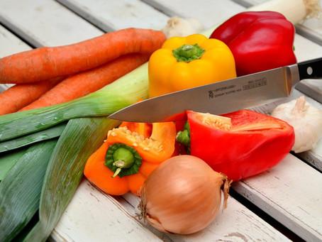 De voordelen van puur en Gezond eten