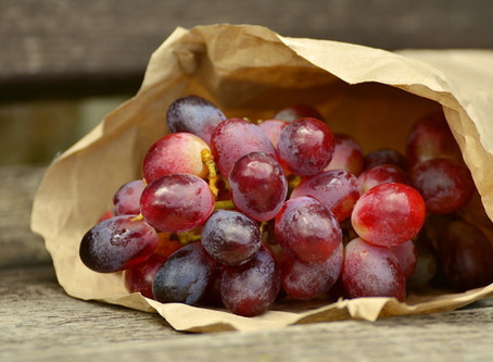 Druiven en Gezondheid