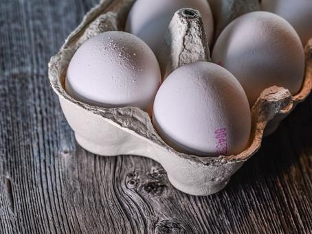 Wat te doen met een ei?