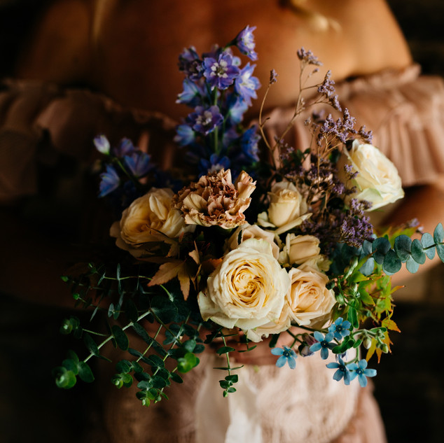 Bridesmaid Flowers by Stephanie Belle Botanical