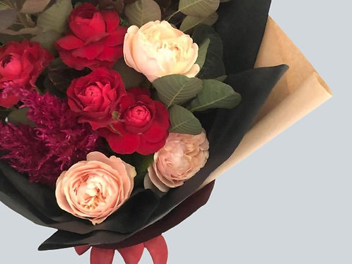 Bouquet - Mixed Roses