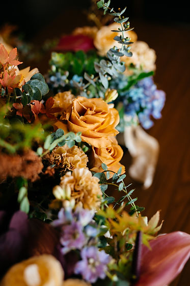a collection of wedding bouquets designed by Stephane Belle Botanical Photography by KinshipbyKristy