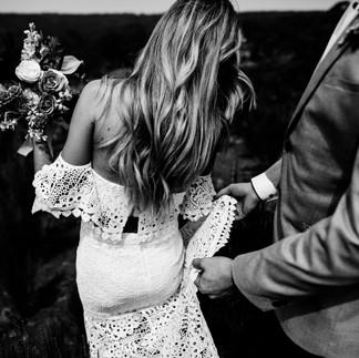 Bridal bouquet by Stephanie Belle Botanical
