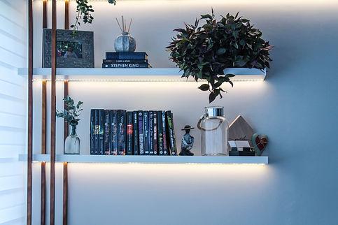 Plantas pendentes na decoração - SAH Arquitetura
