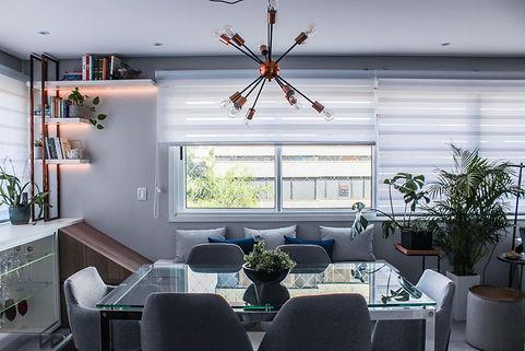 Sala de Jantar integrada - SAH Arquitetura