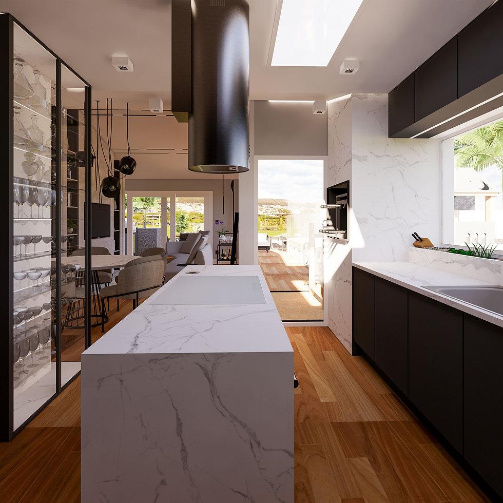 Ilha de mármore na cozinha.jpg
