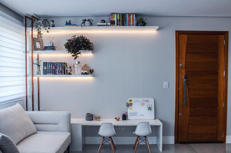 Mesas pequenas para crianças - SAH Arquitetura