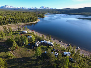 Big Lake Campsite
