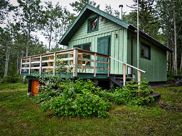 Cabin Rental Nemiah Valley