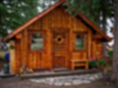 Cabin Rental Nemiah Valley