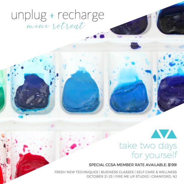 Unplug + Recharge Retreat