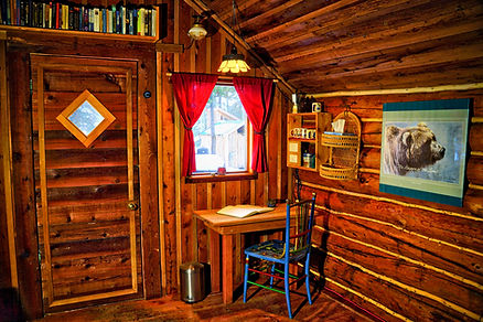 Cabin Rental Chilcotin