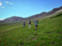 Hiking The Tchaikazan Valley