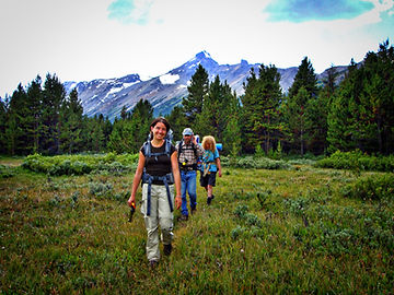 Hiking Tours In Canada