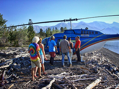 White Saddle Helicopter Tours