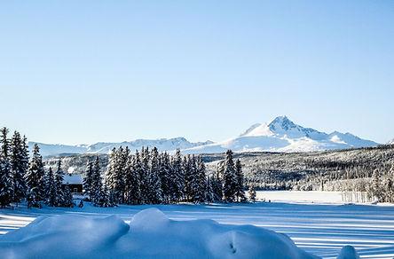 Winter Vacation Canada