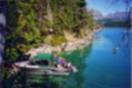 Chilko Lake Sightseeing