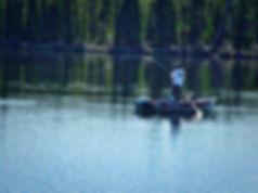 Fishing Chilcotin