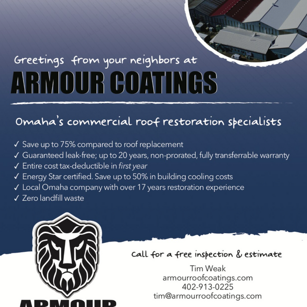 Armour Coatings