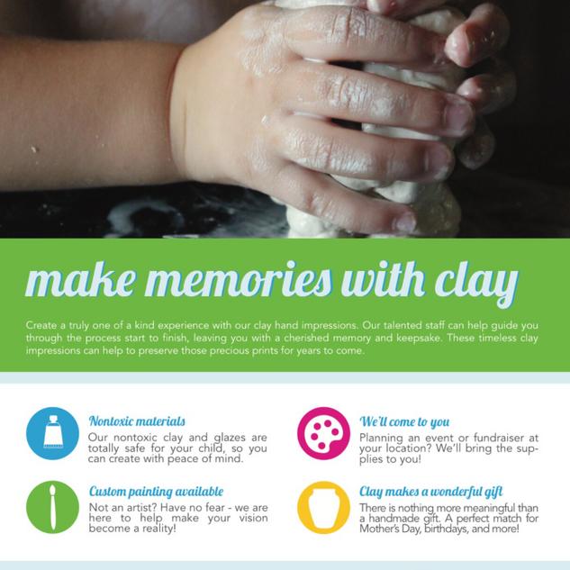 Clay Memories