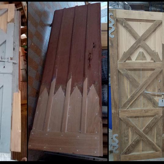 Portes d'église