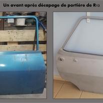 Portière R12