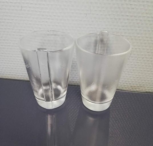 gobelets en cristal polis