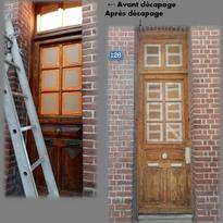 Ancienne porte d'entrée