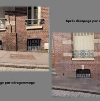 façade briques