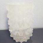 vase en cristal avant polissage
