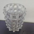 vase en cristal poli