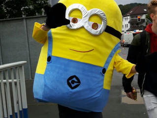 Minion on tour