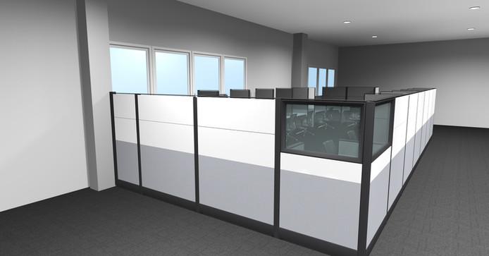 Parkway Toyota Sales Workstations render