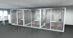Parkway Toyota Sales Offices rendered 1.