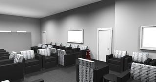 Parkway Toyota Waiting room rendering 3.
