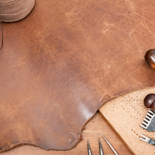 Semi and Aniline Leather