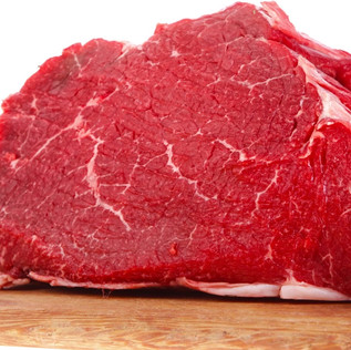 Fresh chilled beef