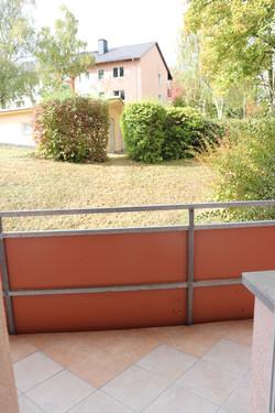 Balkonzugang