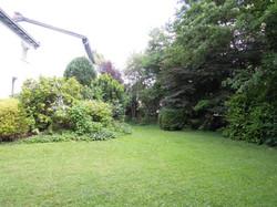 Aussen Garten vor Terrasse in Ri 1a